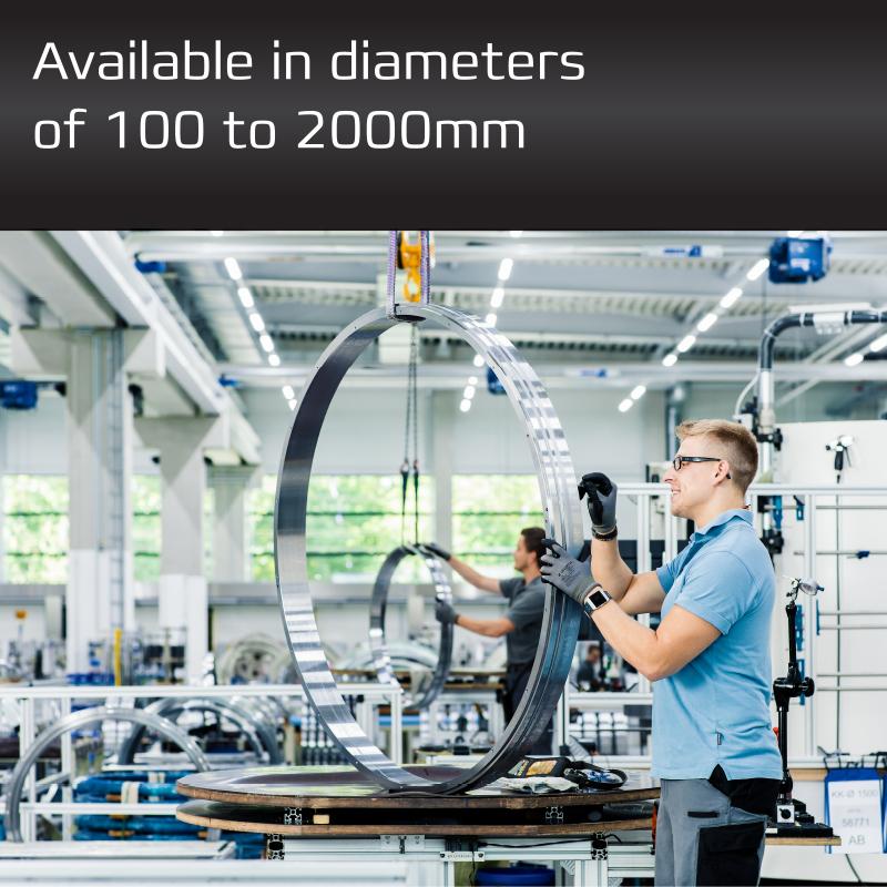 Direct Drive - 100-2000mm