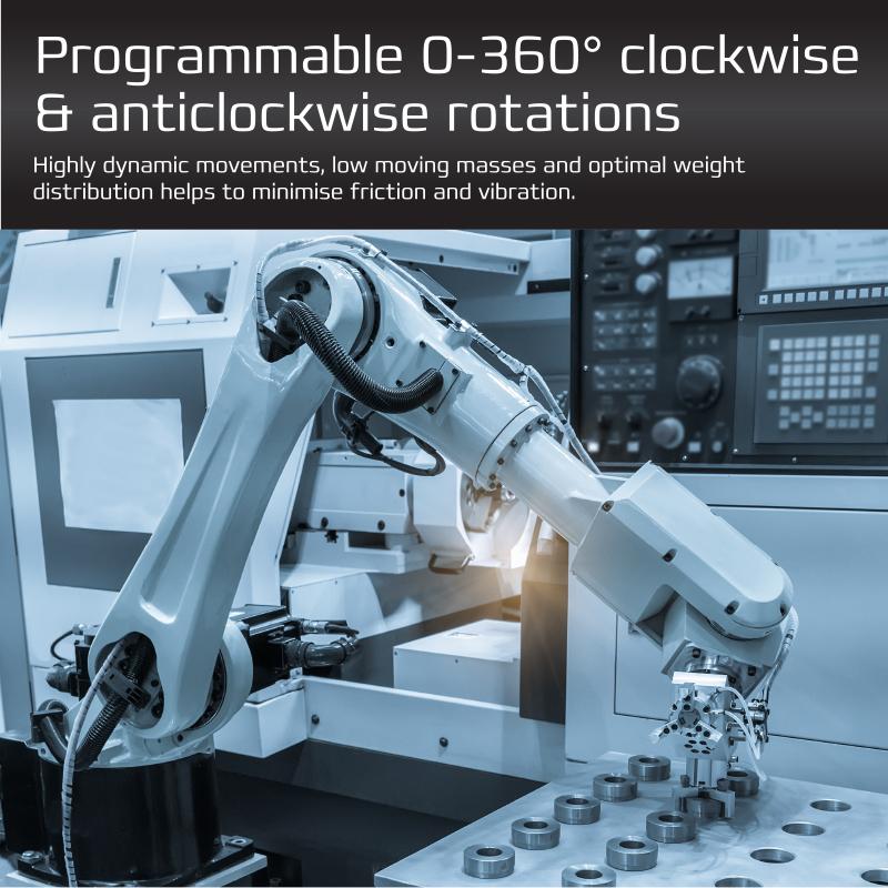 Direct Drive Brochure - Programmable