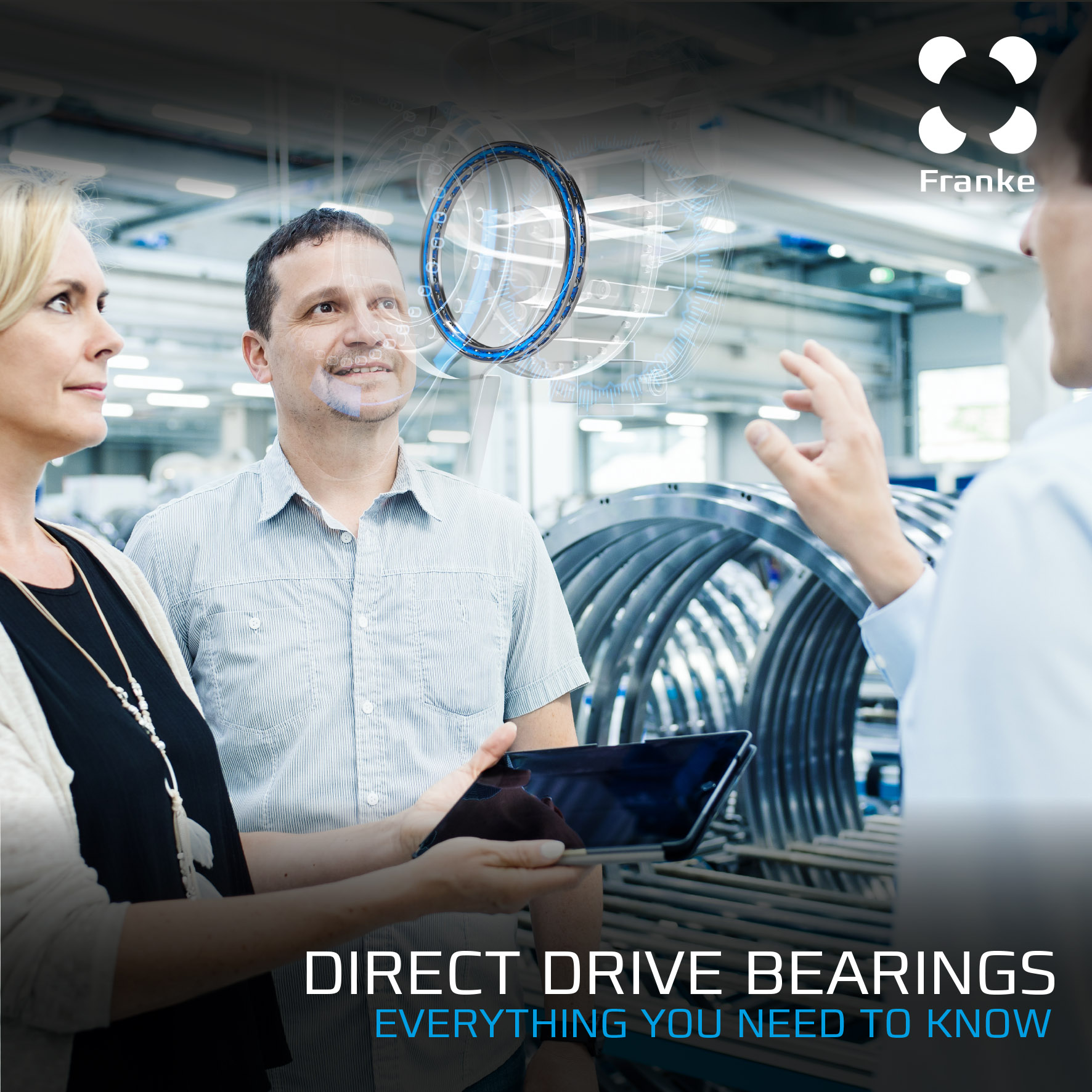 FAQ's Direct Drive Bearings